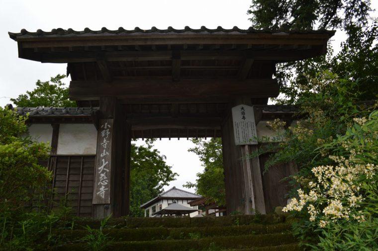 大慈寺山門 (3)