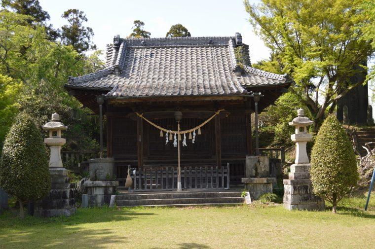 20180416錦着山護国神社 (2)